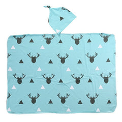Newborn Baby Boys Girls Animal Blanket