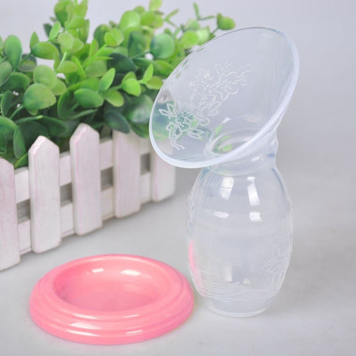 New Manual Silicone Breast Pump