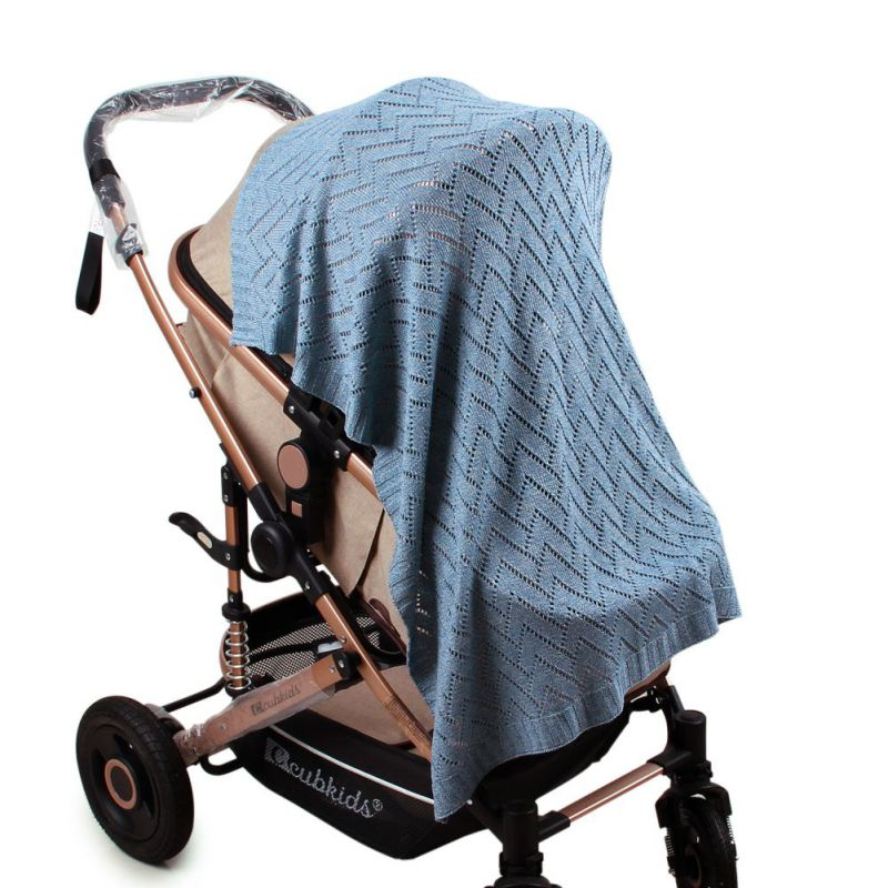 Comfortable Baby Blankets For Stroller