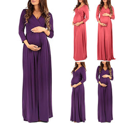 Beautiful Maternity Long  Dress
