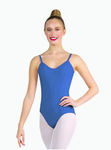 Certificate IV in Dance, Adjustable Camisole Leotard Capezio - True Blue to order this leotard contact Capezio Store Elsternwick directly