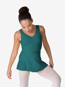 Advanced Diploma of Dance Elite Performance, Pull on Skirt - TEAL