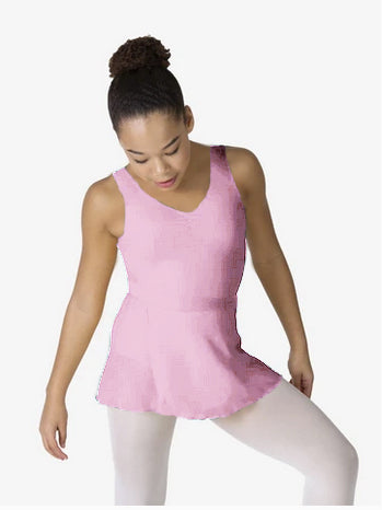 Dance Play Children's Pull on Skirt - Pink