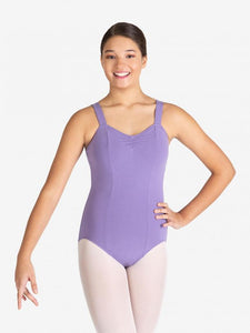RAD Grade 1 and 2 Wide Strap Pinch Front Tank - Violet