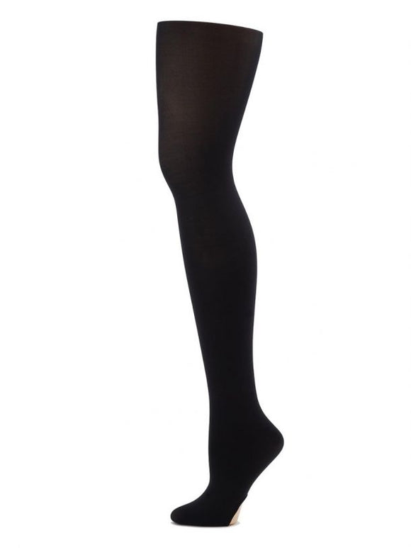 ULTRA SOFT TRANSITION TIGHTS - BLACK