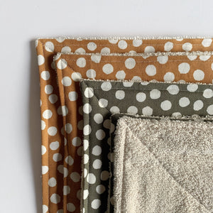 re-usable dish cloths - set 4