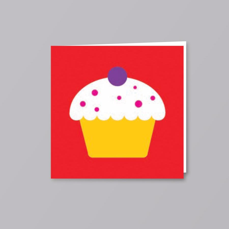 Kids Card Cupcake - Creative Finds