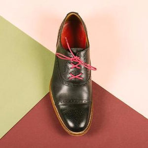 Swanky Maroon Shoe Laces - Creative Finds