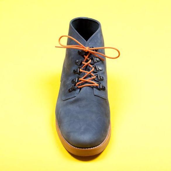 Swanky Orange Shoe Laces - Creative Finds