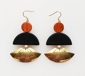 emporer earrings