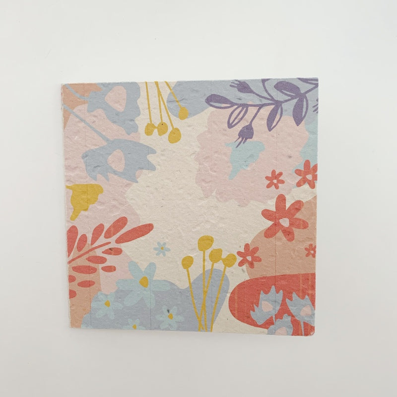 floral card - all occasions
