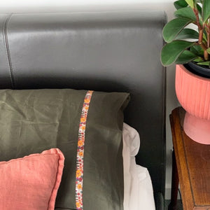 linen pillowcases - set 2
