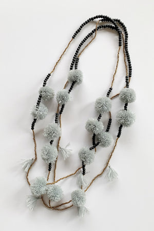 fun, fluffy, fancy necklaces