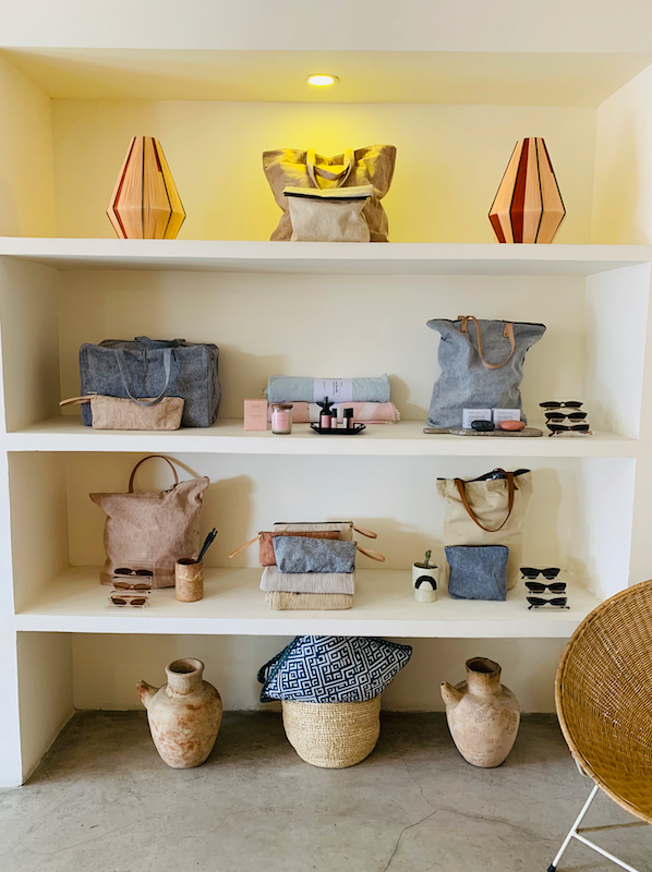Shopping at Cove in Canggu - creative finds on tour