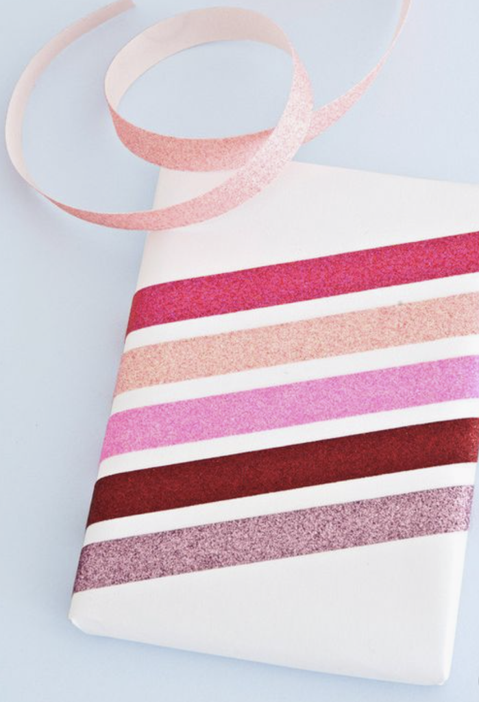 gift wrap ideas - creative finds