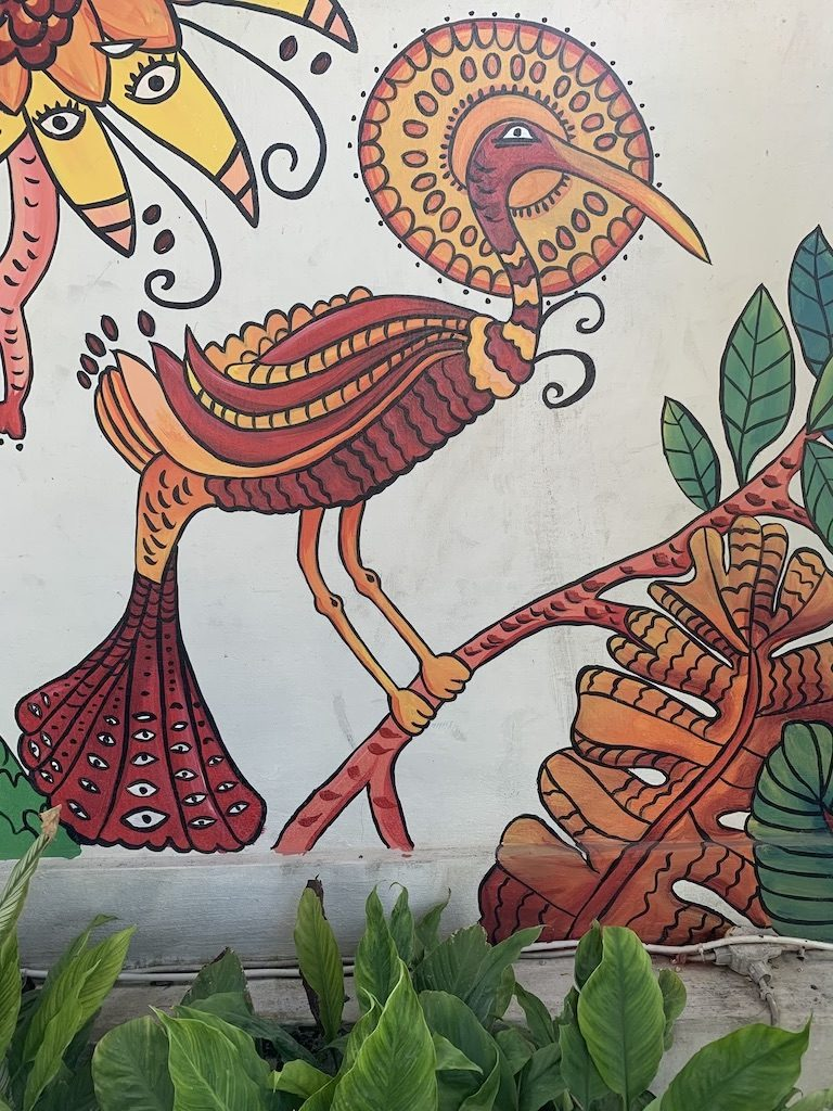 Mural Masterpiece Bali - Creative Finds