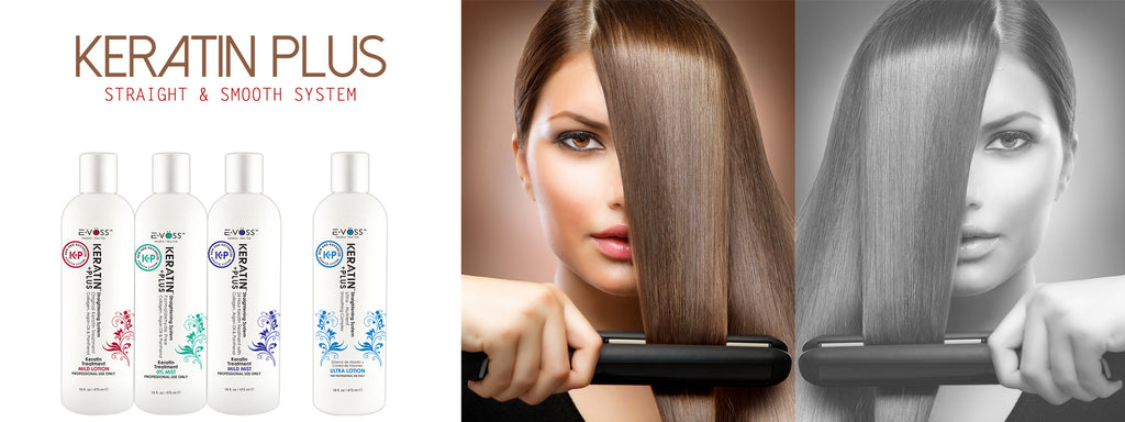 Keratin Plus™ Straight & Smooth System