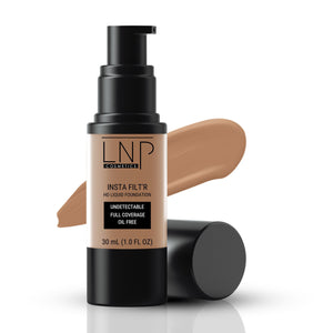Medium Tan | HD Liquid Foundation - LNPCOSMETICS