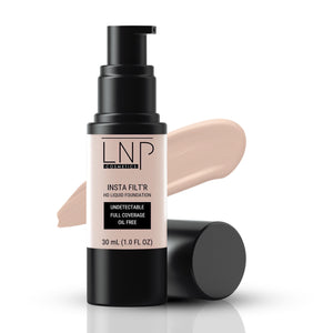 Extra Light Porcelain | HD liquid Foundation - LNPCOSMETICS