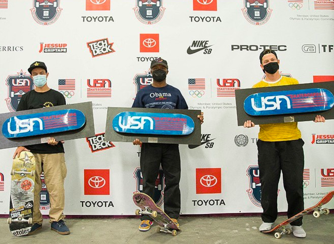 2021 USA Skateboarding National Championships Presented By Toyota