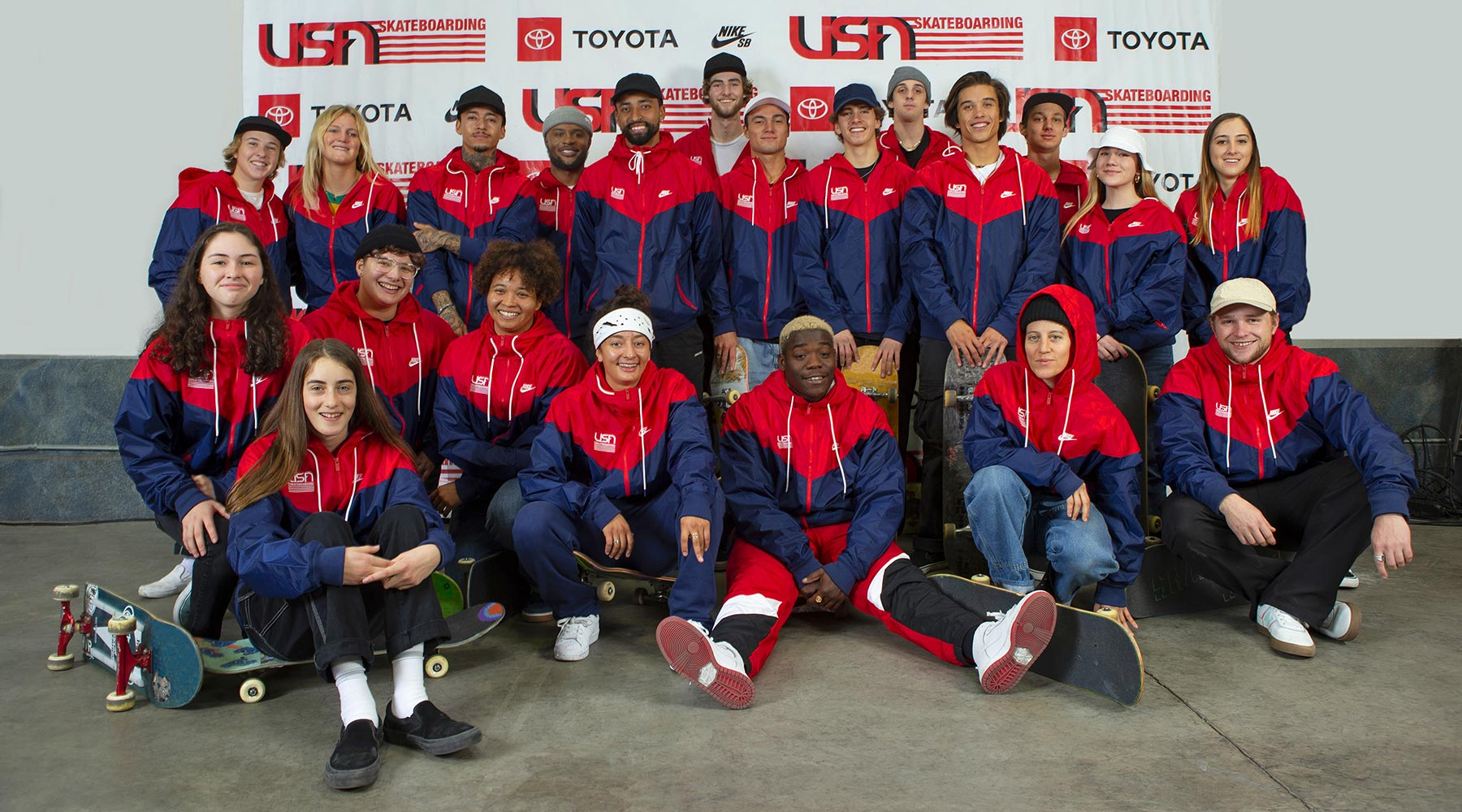 ***Save The Date***  2021 USA Skateboarding National Team Announcement Presented by Toyota USA