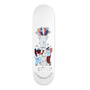 "Henry Jones USA Skateboarding ""Unity"" Deck 7.75"""