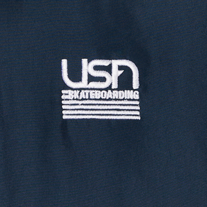 "USA Skateboarding ""Stack"" Logo Windbreaker"