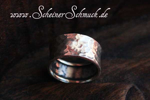 Silberring Classic