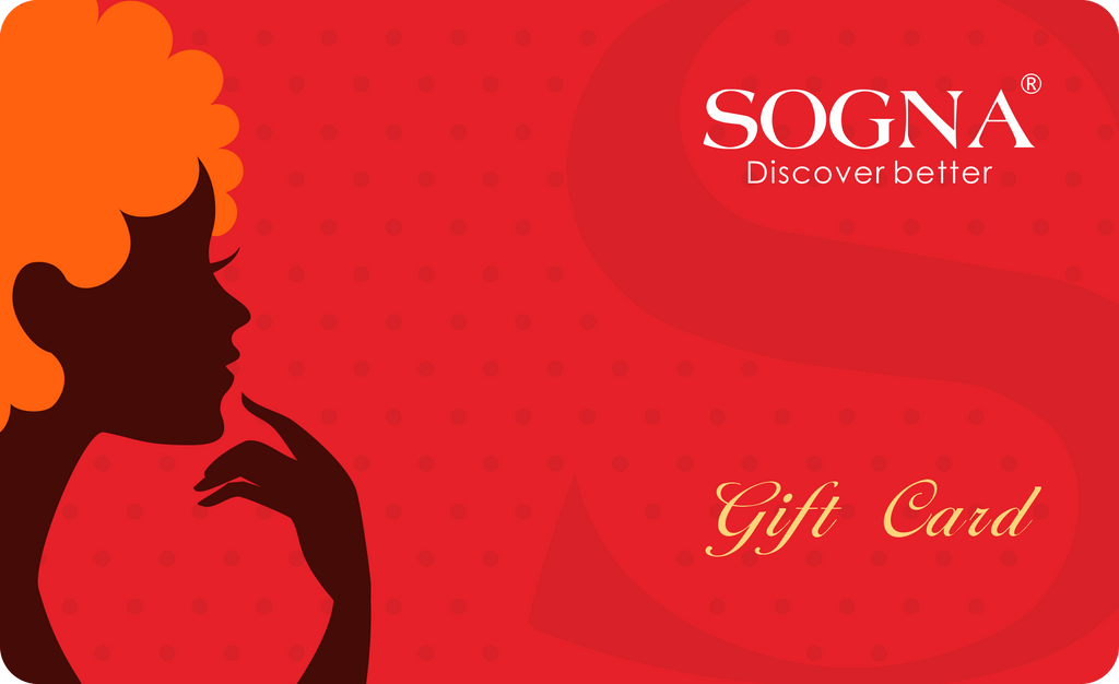 SOGNA GIFT CARD
