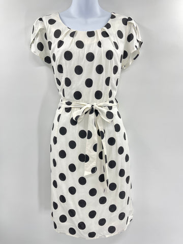 SOGNA COL POKA DOT  MINI DRESS