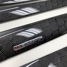 Load image into Gallery viewer, B6/B7 Audi A4/S4/RS4 honeycomb carbon fiber interior trim set