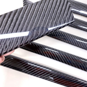 B6/B7 Audi A4 / S4 / RS4 4x4 carbon fiber interior trim set