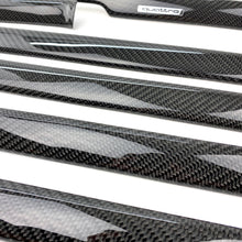 Load image into Gallery viewer, B5 Audi A4 / S4 / RS4 20oz 2x2 twill carbon fiber interior trim set