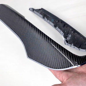 C7 Audi A7 / S7 / RS7 carbon fiber interior trim set