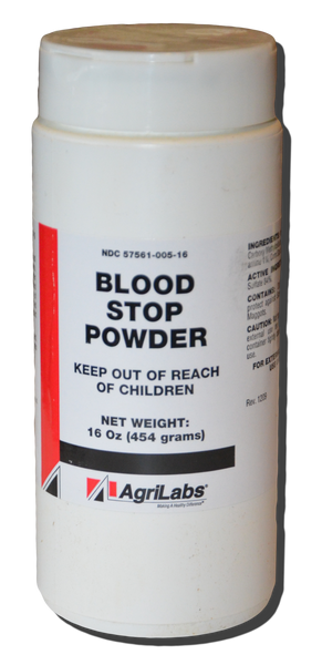 Bloodstop Powder:  16 oz