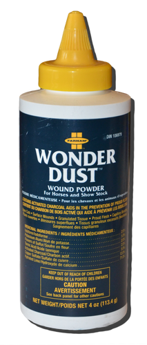 Bloodstop:  Wonder Dust - Farnum - 4 oz