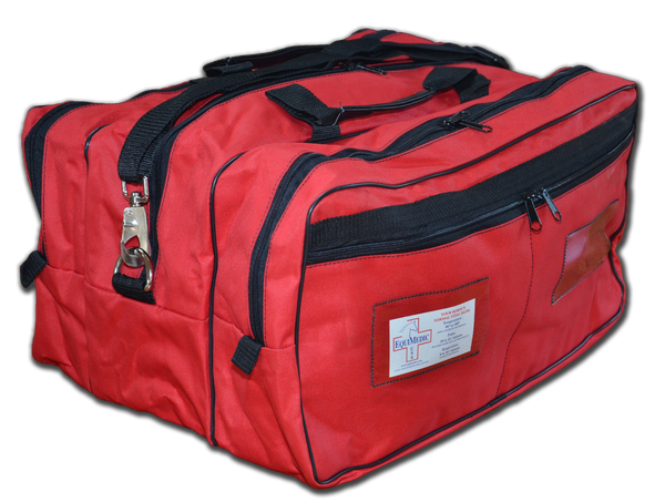 Large Triple-Section Medical Bag