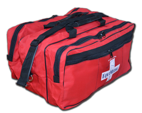 Large Triple Section Medical Bag Equimedic Usa Inc
