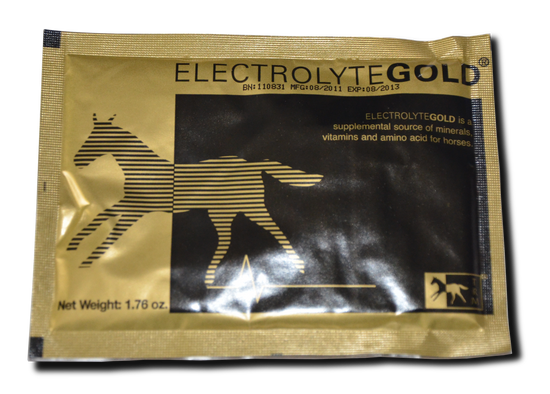 Electrolyte Gold - Powder (Individual Packets)