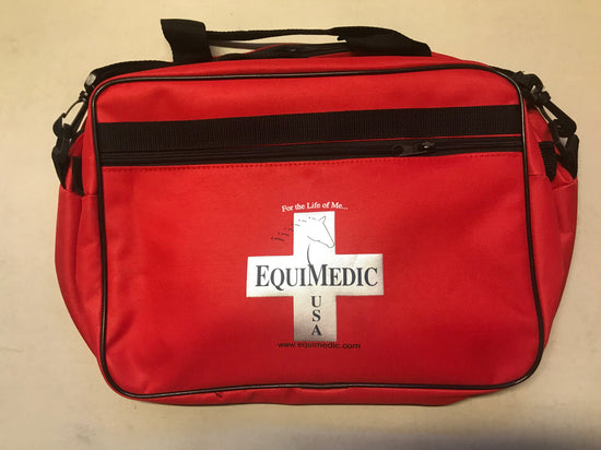 Small Triple Section Med Bag - EKT004A