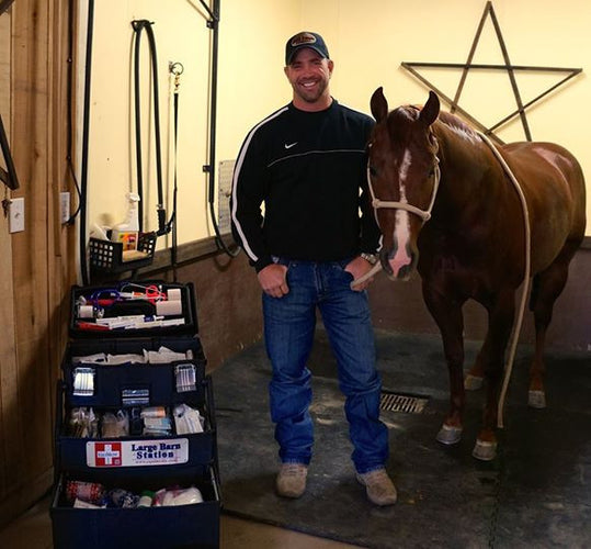 The Professional Equine First Aid Medical Kit