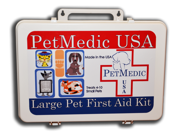 Large Companion Animal First Aid Kit