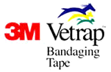 Bandaging:  Vetrap Tape - 3M Animal Health