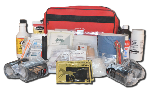Barn Equine Medical Kit - Small