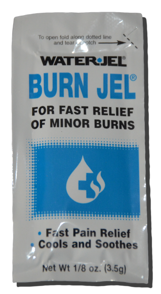 Burn Relief Jel:  packet