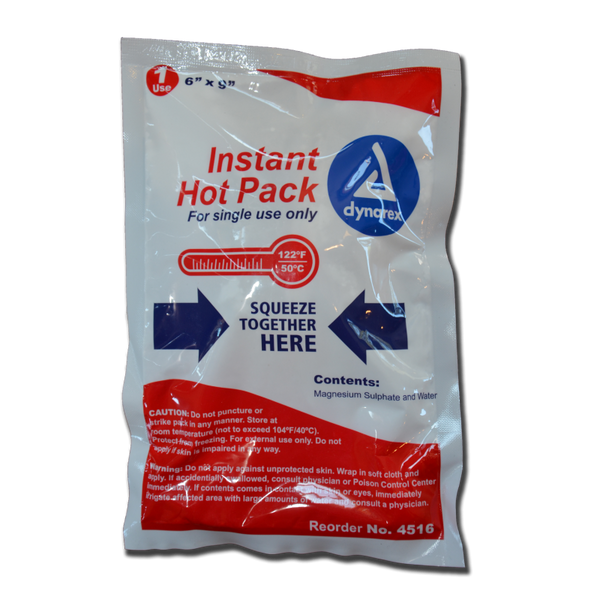Instant Hot Pack - Large
