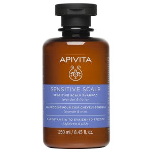 Apivita Sensitive Scalp Shampoo 250ml