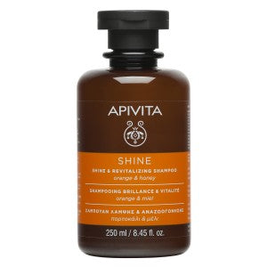 Apivita Shine and Revitalizing Shampoo 250ml