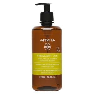 Apivita Gentle Daily Shampoo 500ml