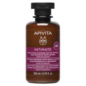 Apivita Intimate Care - Protects from Dryness 200ml